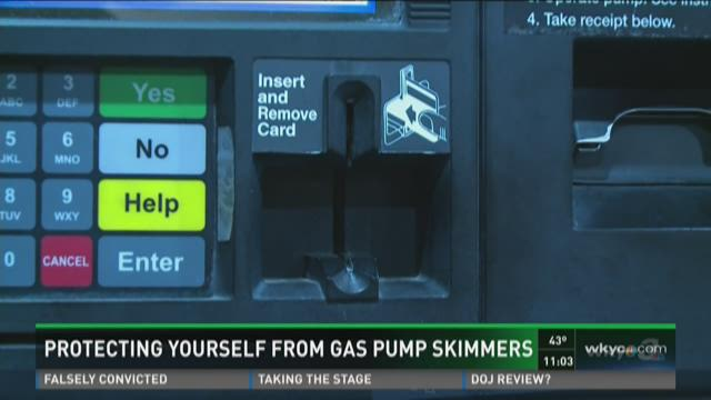 Skimming linked to 7 Ohio counties