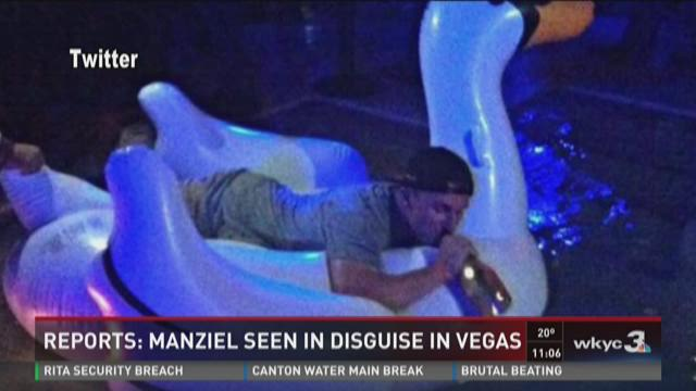 Jimmy's Take | Johnny Manziel reportedly seen in disguise in Las Vegas