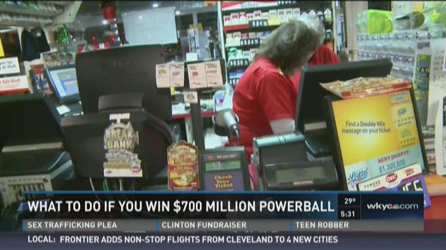 What to do first if you win the Mega Millions lottery: Get ...