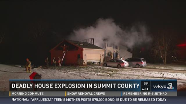 Family of four dead in Summit County house explosion