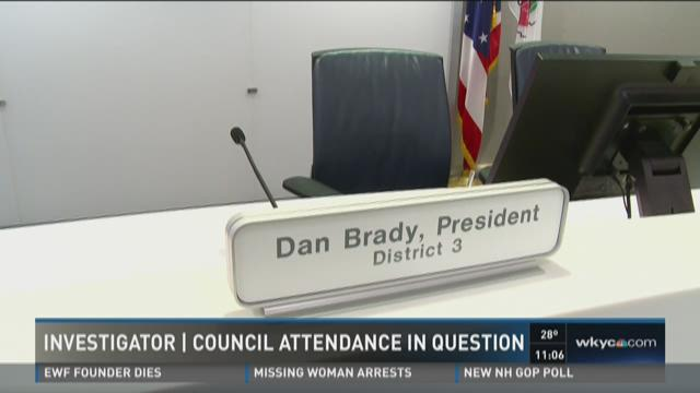Council members seek raises after chronic absence