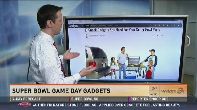 These Super Bowl game day gadgets will improve your party