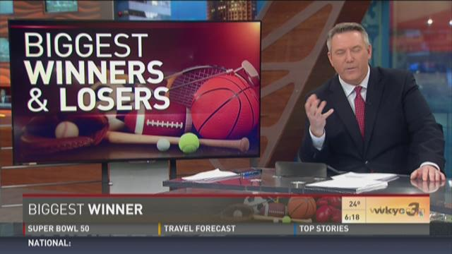 Biggest Winners for Friday February 5, 206