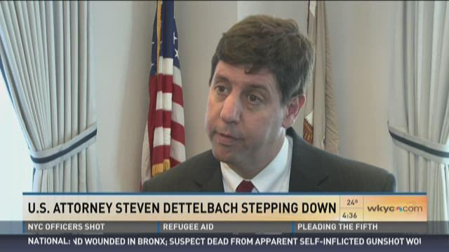 Dettlebach steps down as U.S. Attorney