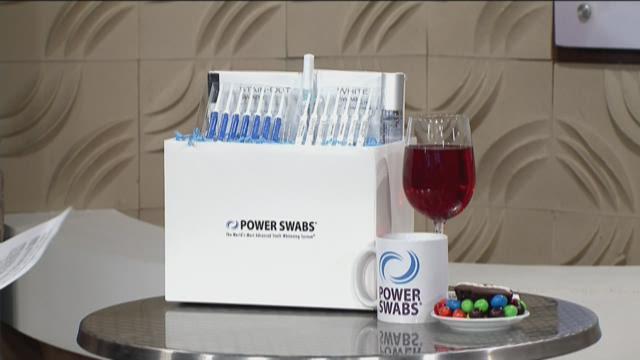 Melinda McKinsey � Power Swabs: The World�s Most Advanced Teeth Whitening 2.5.16