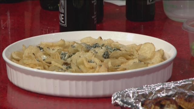 Tracy Lockhart � Big Games Dishes with an Olive Oil Flair 2.5.16