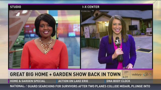Great Big Home & Garden Show back in town
