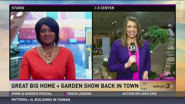 Great Big Home and Garden Show back in town