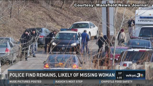 Police find remains, likely of missing woman