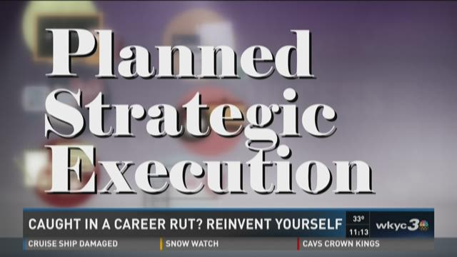 Reinventing your career by doing what you love