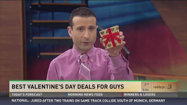Ways to Save: Valentine's Day deals for guys