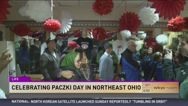 Celebrating Paczki Day in NE Ohio