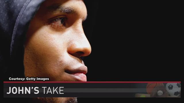 John's Take:  Cam Newton should follow LeBron's lead
