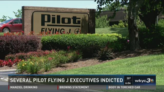 Several pilot flying J executives indicted