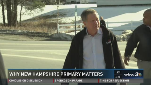 Why New Hampshire primary matters