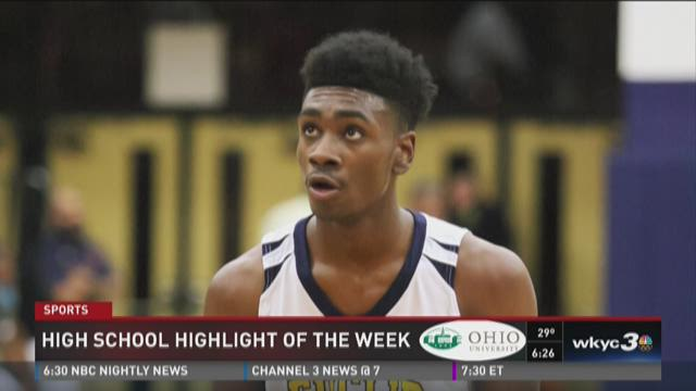 HS Highlight of the Week (2/9/16)