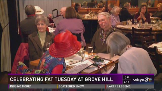 Grove Hill Fat Tuesday