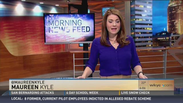 Morning News Feed: February 10, 2016