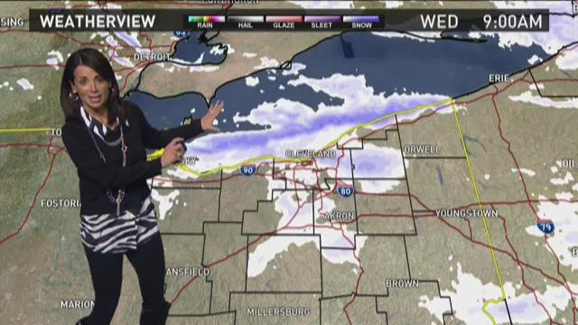 Noon Weather Forecast for Wednesday, February 10, 2016