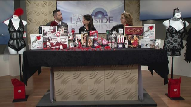 Jennifer Downey- Valentine�s Day Gifts 2.10.16