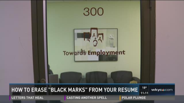 Steps to overcome a blemish on your resume