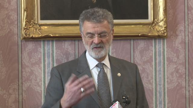 Mayor Jackson addresses Tamir Rice bill