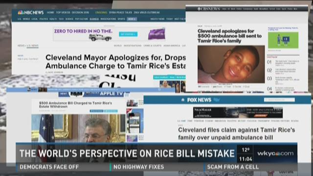National headlines bring attention to Rice EMS bill