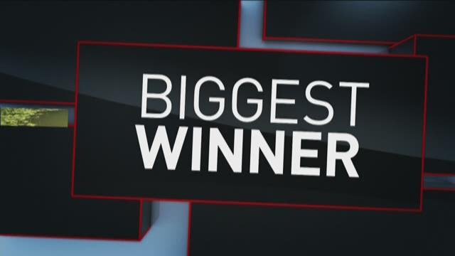 Biggest Winners for Fri Feb 12th
