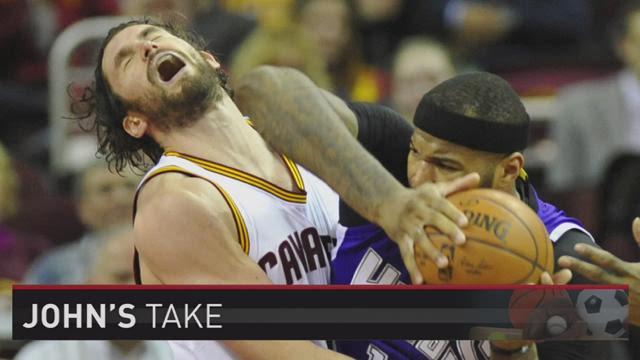 John's Take:  NBA chooses quantity over quality