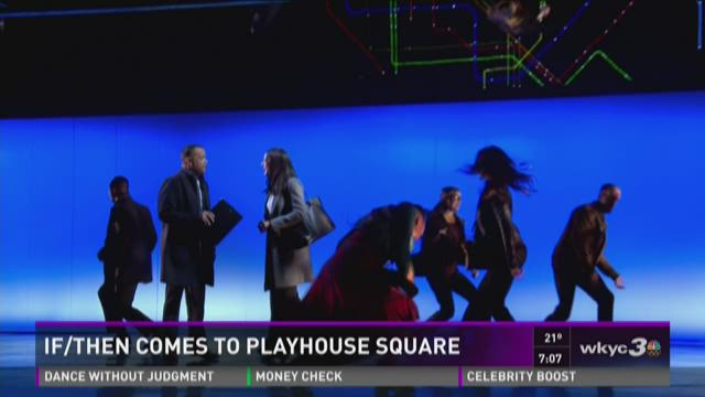 'If/Then' comes to Playhouse Square