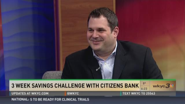 FINANCE | Three week savings challenge