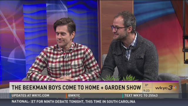 The Beekman Boys come to H&G Show