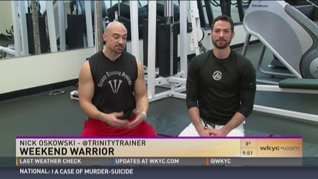 Weekend Warrior: Self-defense workout