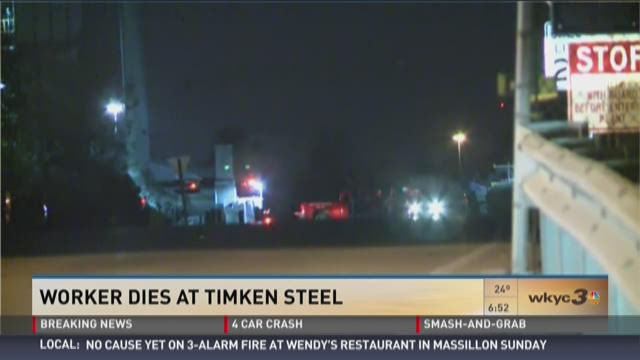Fire technician dies at TimkenSteel | wkyc com