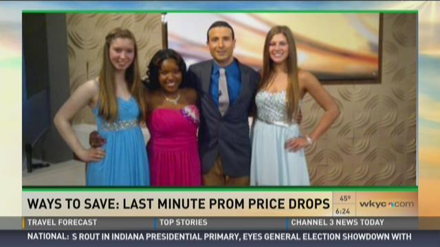Ways to Save: Last minute Prom price drops