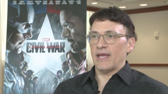 Will Russo directs latest Captain America