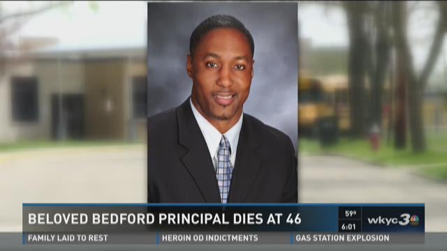 Beloved Bedford principal dies at 46
