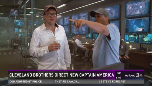 Cleveland brothers direct new Captain America