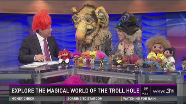 Explore magical world of The Troll Hole