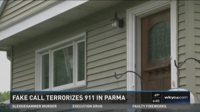 Prank call terrorizes 911 in Parma