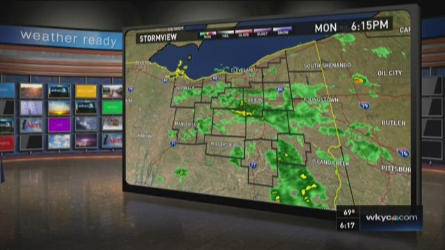 6 p.m. weather forecast for June 29, 2015