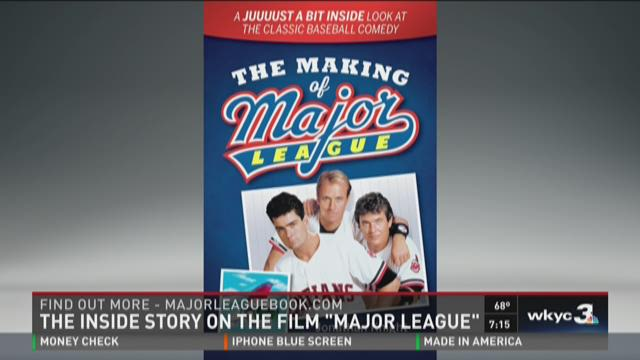 "The inside story on the film ""Major League"""