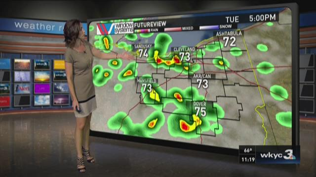 11 p.m. weather forecast for June 29, 2015