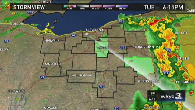 6 p.m. weather forecast for June 30, 2015
