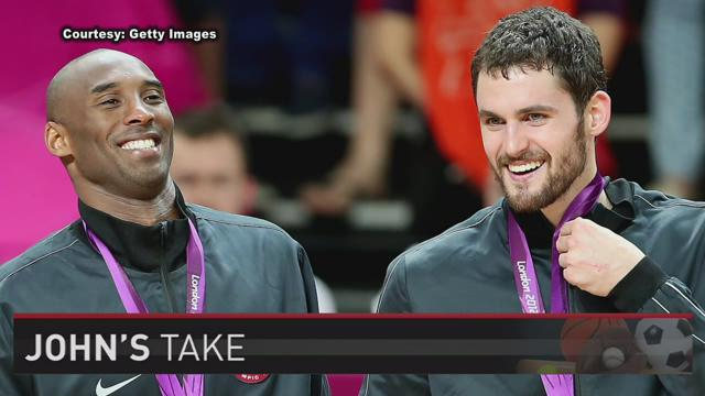 John's Take:  Cavs or Lakers for Kevin Love?
