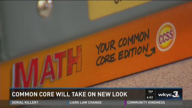 Common Core will take on new look