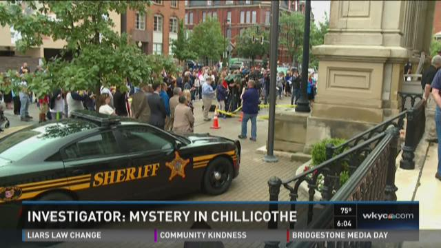 Investigator | Mystery in Chillicothe