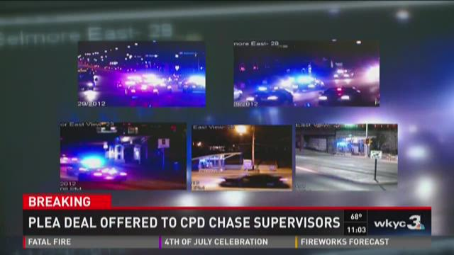 Prosecutor offers to drop charges against 5 CPD supervisors