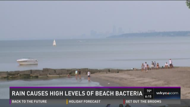 What's the water quality at your favorite beach?