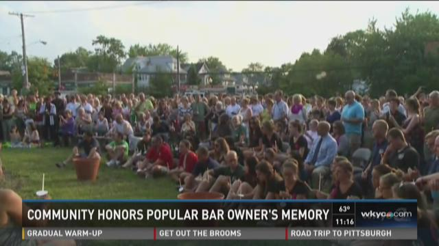 Cleveland Heights dedicates baseball field to Jim Brennan